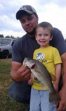 Josh was one of the friends in my son's life that showed him how to catch big ones! he loved going fishing with Josh 😊